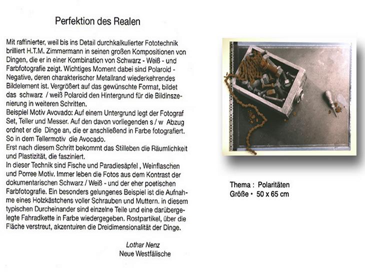 Presse zu Pola 94